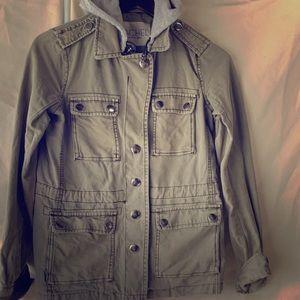 Rachel Roy utility jacket